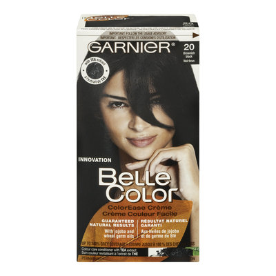 Garnier Nutrisse Belle Color, 20 Brownish Black