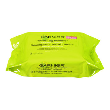 Garnier Nutritioniste Refreshing Remover Cleansing Towelettes