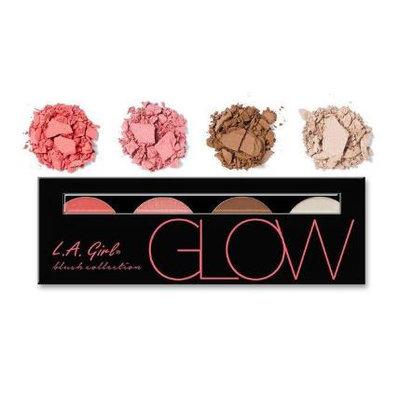 L.A. Girl Beauty Brick Blush Collection