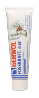 GEHWOL FUSSKRAFT Blue Foot Cream, 2.6 oz