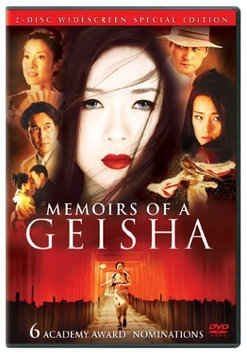 Sony Pictures Memoirs of a Geisha
