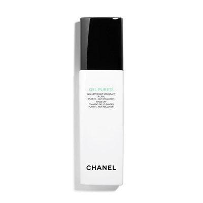 CHANEL Gel Pureté Rinse-Off Foaming Gel Cleanser Purity + Anti-Pollution