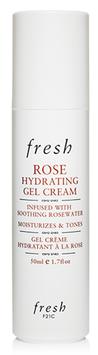 fresh Rose Hydrating Gel Cream
