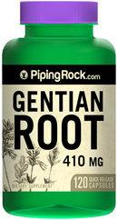 Piping Rock Gentian Root 410mg 120 Capsules