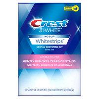 Crest 3D White Whitestrips Gentle Routine Teeth Whitening Kit