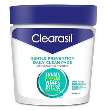 CLEARASIL® Gentle Prevention Daily Clean Pads