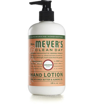 Mrs. Meyer's Clean Day Geranium Hand Lotion