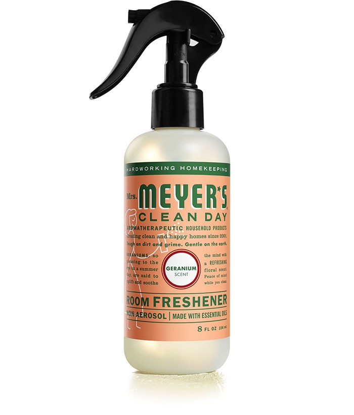 Mrs. Meyer's Clean Day Geranium Room Freshener