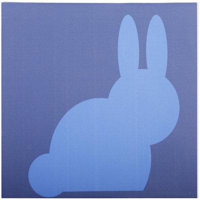 giggledots Sky Rabbit Mix & Match Canvas Print - 1