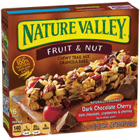 Nature Valley™ Fruit & Nut Bars Dark Chocolate Cherry