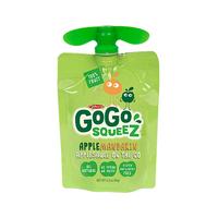GoGo SQUEEZ APPLE MANDARIN APPLESAUCE ON THE GO