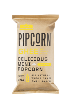 Pipcorn Ghee Real Organic Delicious Mini Popcorn