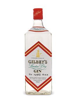 Gilbey's Distilled London Dry Gin