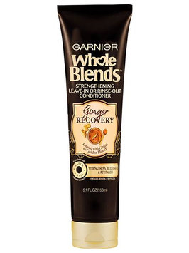 Garnier Whole Blends Ginger Recovery Leave-In or Rinse-Out Treatment