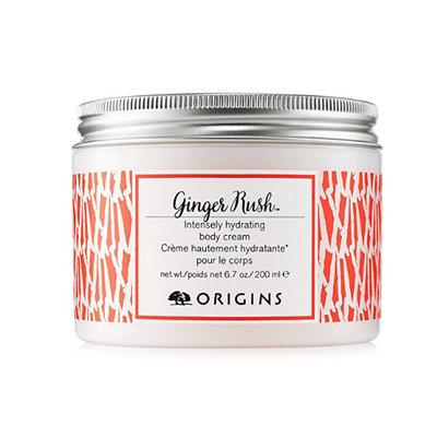 Origins Ginger Rush Intensely Hydrating Body Cream