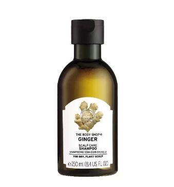 THE BODY SHOP® Ginger Scalp Care Shampoo