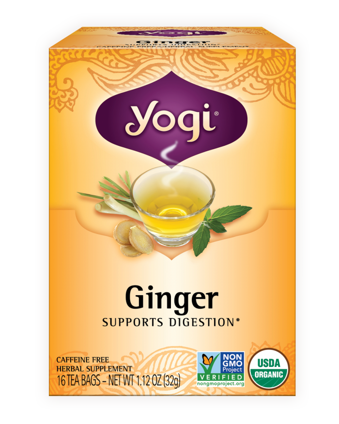 Yogi Tea Ginger Tea