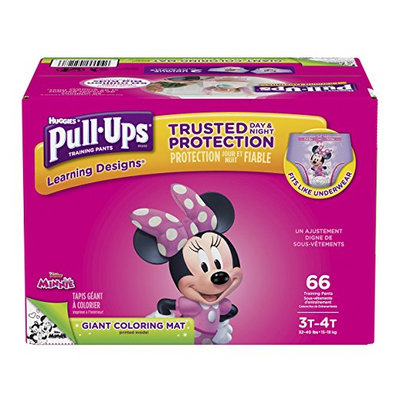 Pull-Ups Learning Designs Training Pants for Girls 3T-4T