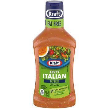 Kraft Zesty Italian Fat-Free Dressing