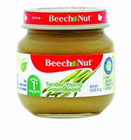 Beech-Nut® Stage 1 Tender Green Beans