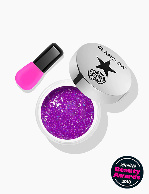 GLAMGLOW® My Little Pony #Glittermask Gravitymud™ Firming Treatment - Purple Glitter