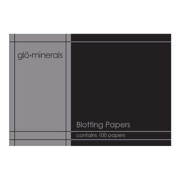 GloMinerals - glo Blotting Papers