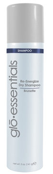 Glo Essentials Re-Energize Dry Shampoo, Brunette