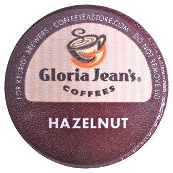 Gloria Jean's K-Cup Hazelnut