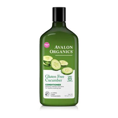 Avalon Organics Gluten-Free Cucumber Conditioner