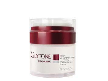 Glytone Antioxidant Renew Anti-Aging Night Cream 30ml/1oz
