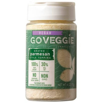 GO Veggie! Dairy Free Grated Topping Parmesan