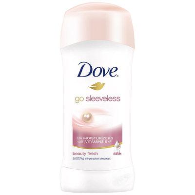 Dove Go Sleeveless Beauty Finish Antiperspirant Deodorant