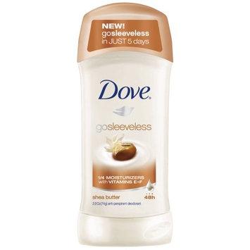 Dove Go Sleeveless Shea Butter Antiperspirant Deodorant