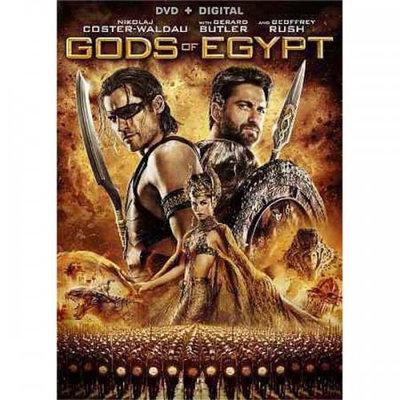 Gods Of Egypt (dvd) (dvd)