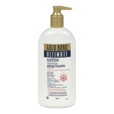 Gold Bond Ultimate Soothing Skin Chamomile Therapy Lotion