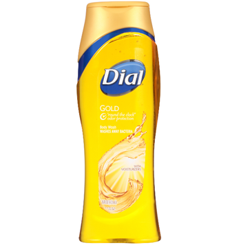 Dial® Round the Clock Odor Protection Gold Antibacterial Deodorizing Body Wash