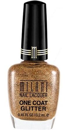Milani One Coat Glitter Nail Lacquer