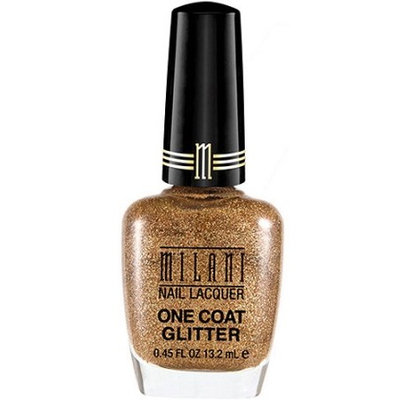 Milani One Coat Glitter Nail Lacquer