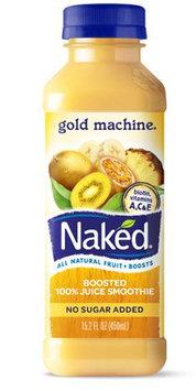Naked Juice Gold Machine Smoothie