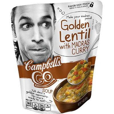 Campbell's® Golden Lentil with Madras Curry Soup