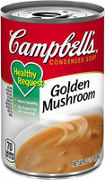 Campbell's® Healthy Request® Healthy Request® Golden Mushroom Soup