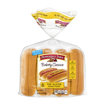 Pepperidge Farm® Bakery Classics Golden Potato Hot Dog Buns