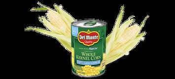 Del Monte® Golden Sweet Whole Kernel Corn - Low Sodium