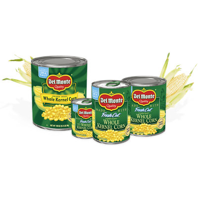 Del Monte® Fresh Cut Golden Sweet Whole Kernel Corn