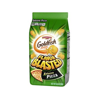 Goldfish® Flavor Blasted Xplosive Pizza Baked Snack Crackers