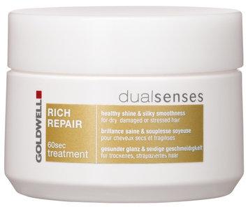 Goldwell Dualsenses Rich Repair 60 Sec Treatment, 6.7 Oz