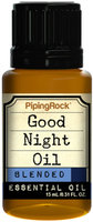 Piping Rock Good Night Essential Oil 1/2 oz (15 mL) Dropper Bottle 100% Pure -Therapeutic Grade