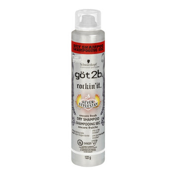 göt2b Rockin'It Encore Fresh Dry Shampoo