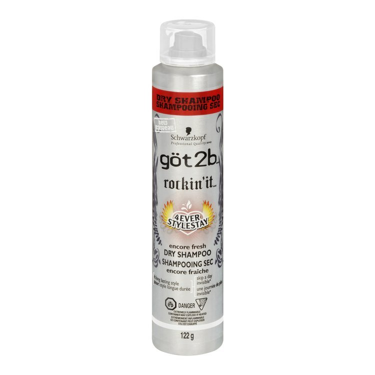 got2b Rockin'It Encore Fresh Dry Shampoo