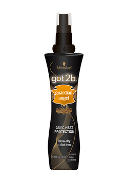 Schwarzkopf® got2b™ Guardian Angel 220°C HEAT PROTECTION SPRAY